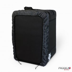 food delivery backpack front view