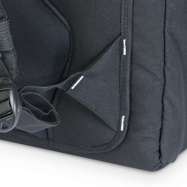 free style messenger backpack reinforced stitches