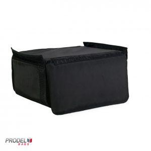 black internal cold compartment