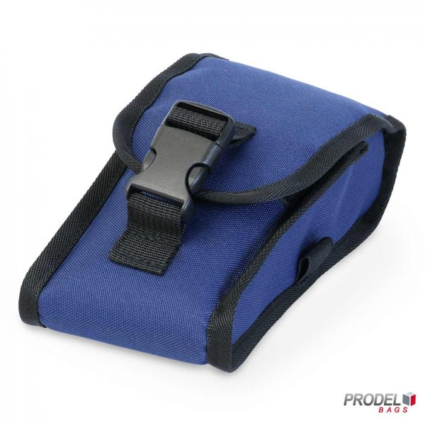 credit card machine bag front view
