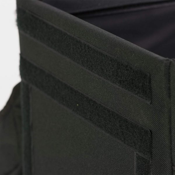 catering delivery bag side velcro closeup