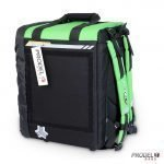 Insulated Bag For Hot Food Delivery Prodel BYK JET-33 Green