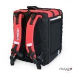 Food Delivery Boy Bag BYK Jet-33 Red