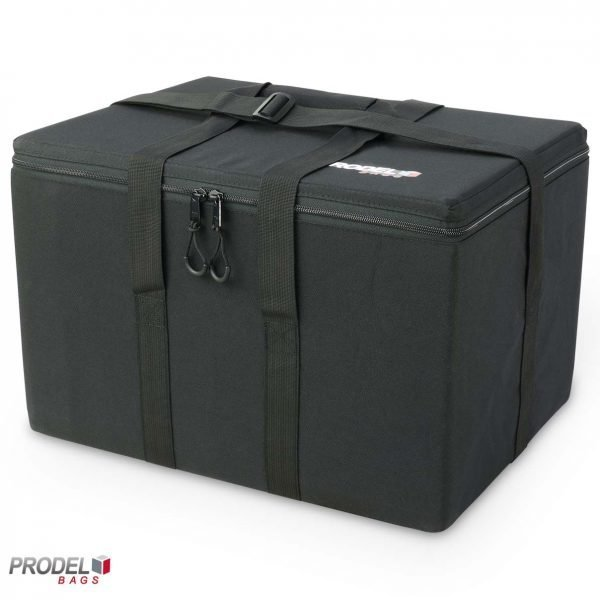 food cooler box front view