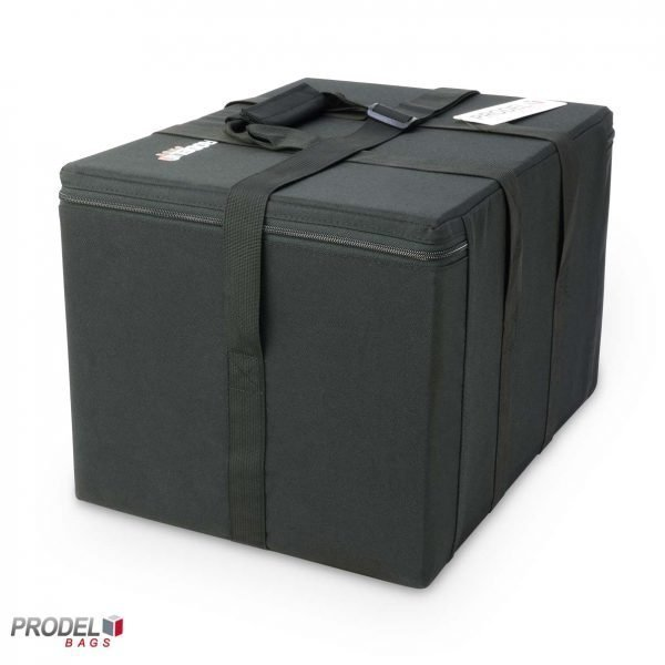 food cooler box side view