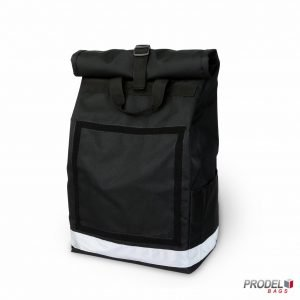 Peodel Insulated messenger backpack front view