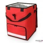 Prodel Swift lc24 Red Multi Compartment Bag